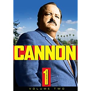 Cannon - Season One, Vol. 2 movie