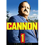 Cannon - Season One, Vol. 2 ~ William Conrad