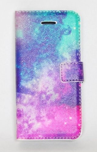 Stylish design iphone 4 4 5 s 5 s case book type (starry sky 5 / 5 s)