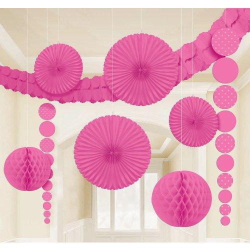 Decorating Kit - Bright Pink Dot