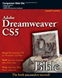 Joseph W. Lowery Adobe Dreamweaver CS5 Bible