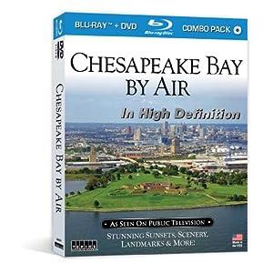 Chesapeake Bay By Air (Blu-ray + DVD Combo pack)