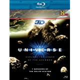 The Universe: 7 Wonders of the Solar System [Blu-ray 3D] ~ Various
