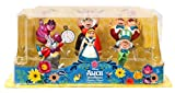 Disney Alice in Wonderland Alice in Wonderland Figurine Playset [Glitter]