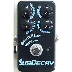 Subdecay Blackstar