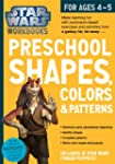 Star Wars Workbook: Preschool Shapes,...