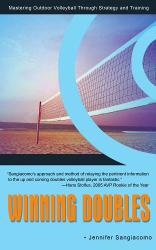 Winning Doubles: Mastering Outdoor Volleyball Through Strategy and Training
