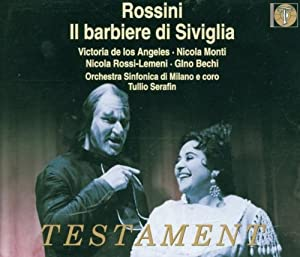 Rossini: Il Barbiere Di Siviglia (The Barber Of Seville) / de los Angeles