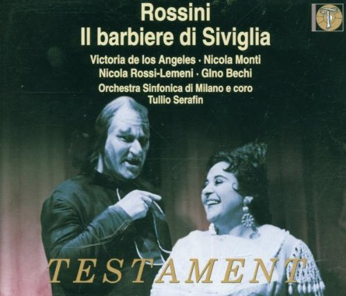 El Barbero De Sevilla(De Los Angeles) - Rossini - CD