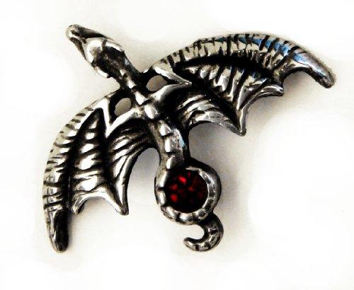 Glider Dragon Pin