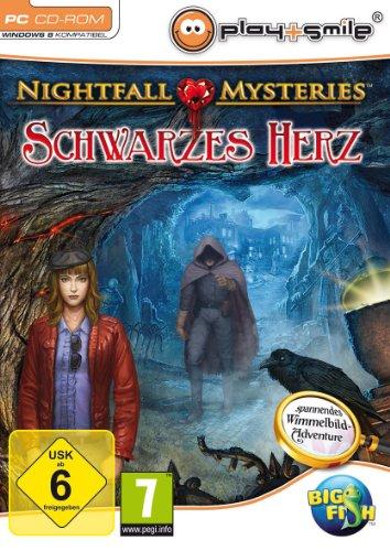 Nightfall Mysteries: Schwarzes Herz [Edizione: Germania]