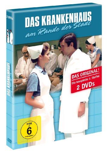 Das Krankenhaus am Rande der Stadt - 2. Staffel [2 DVDs]
