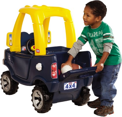 Little Tikes Cozy Truck Ride Car Kids Toy Pickup Coupe