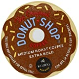 51dUBt%2BtBjL. SL160  Donut Shop K Cup packs for Keurig Brewers (Pack of 50)