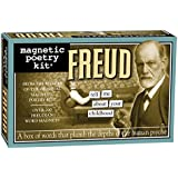 Magnetic Poetry - Freud Kit - Words for Refrigerator - Write Poems and Letters on the Fridge