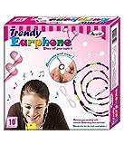 Annie Trendy Earphone [ Decorate Your EarPhone ]