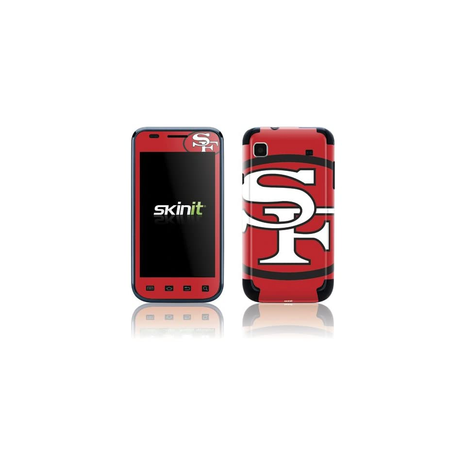 NFL   San Francisco 49ers   San Francisco 49ers Retro Logo   Samsung Vibrant (Galaxy S T959)   Skinit Skin