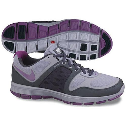 25674697fcdf4f Nike Free XT Motion Fit Womens Sneakers Style 454116 501 PROVENCE PURPLE  CITY GREY BLACK BOLD BERRY 6