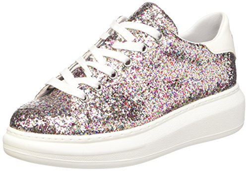North Star 5410223 Scarpe Low-Top, Donna, Multicolore, 38
