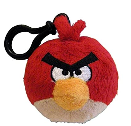 angry birds backpack clip