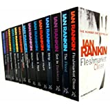 Ian Rankin 14 Books Collection Set Rebus Blood Hunt NEW RRP: �105.86 (Hide & Seek, Strip Jack, A Question of Blood, Resurrection Men, Bleeding Hearts, A Good Hanging, The Falls, Fleshmarket Close, The Flood, Set In Darkness, Blood Hunt, Tooth & Nail, Witch Hunt, Watchman)by Ian Rankin
