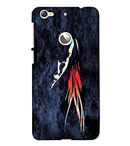 Sad Girl 3D Hard Polycarbonate Designer Back Case Cover for LeEco Le 1s :: LeEco Le 1s Eco :: LeTV 1S