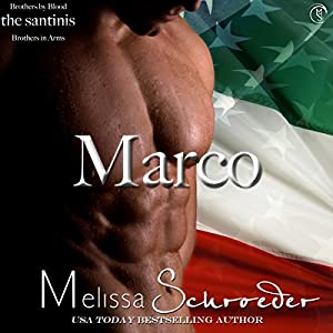 The Santinis: Marco, Book 2 Audiobook