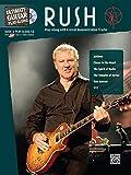 Ultimate Guitar Play-Along Rush: Authentic Guitar TAB, Book & CD (Ultimate Play-Along)