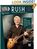 Ultimate Guitar Play-Along Rush: Authentic Guitar TAB (Book & CD) (Ultimate Play-Along)