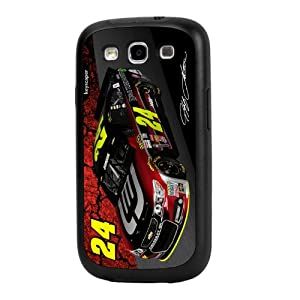 NASCAR Jeff Gordon 24 Drive to End Hunger Galaxy S3 Rugged Case by Keyscaper