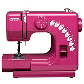 Janome Merlot Sew Mini Sewing Machine