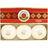 Extra Vieille Jean Marie Farina by Roger & Gallet for Men and Women. Perfumed Soaps 3 X 3.5 oz