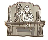 NEW WDW Disney World Park Trading 2014 Haunted Mansion Pin Singing Statue Ghost on Bench Starter