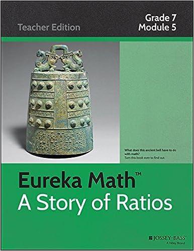 Eureka Math, A Story of Ratios: Grade 7, Module 5: Statistics and Probability