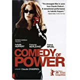 Comedy of Power ~ Isabelle Huppert