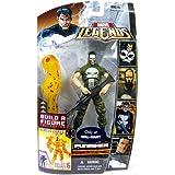 Marvel Legends Exclusive Nemesis Build-A-Figure Wave Action Figure Punisher (...