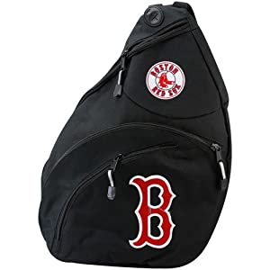 Boston Red Sox Logo Merchandise Red Sox Slingshot Slingback Blackpack