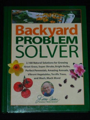 Backyard Problem Solver PDF