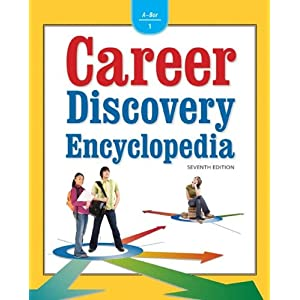 Career Discovery Encyclopedia, 7th Edition, 8 Vol. Set Laurie Likoff