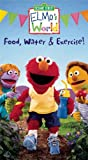 Elmos World - Food, Water & Exercise [VHS]