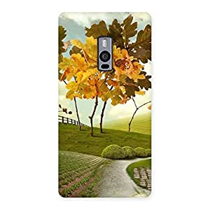Printed Way Back Case Cover for OnePlus Two