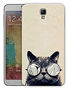 "Humor Gang Cool Cat Printed Designer Mobile Back Cover For ""Samsung Galaxy Note 3"" (3D, Matte, Premium Quality Snap On Case)"