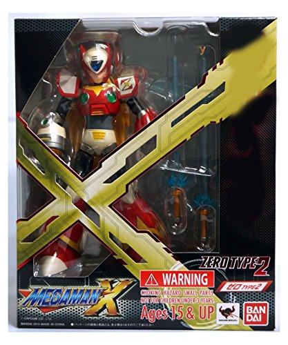 Brand New Bandai Tamashii D-Arts Megaman X Zero Type 2 USA