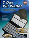 Deluxe 7-Day Pill Organizer Box In Wa...