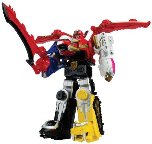 Power rangers megaforce deluxe gosei great megazord free - Robot power rangers megaforce ...