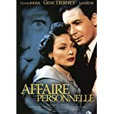 "Gefahr f�r Barbara / Personal Affair [FR Import]von ""film movie Classic"""