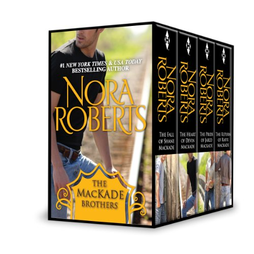 The MacKade Brothers Bundle: The Return of Rafe MacKadeThe Pride of Jared MacKadeThe Heart of Devin MacKadeThe Fall of Shane MacKade
