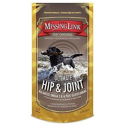 Missing Link Ultimate Hip, Joint & Coat Dog Supplement
