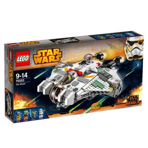 Lego Star Warstm Lego Star Wars - 75053 - Jeu De Construction - The Ghost