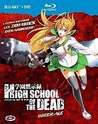 High school of the dead - Intégrale Combo Blu Ray/DVD (Version française) [Blu-ray]